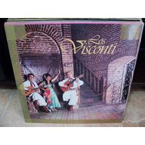 Disco Vinilo Los Visconti - Gitana Lp Nuevo