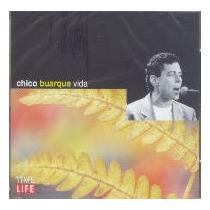 Chico Buarque Vida 1980 Cd Mpb Bossa Brasil