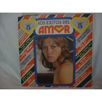 Long Play Disco Vinilo Los Exitos Del Amor Vol 5