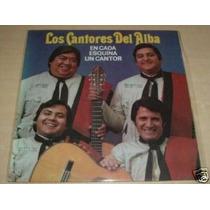 Los Cantores Del Alba Cada Esquina Un Cantor Vinilo Argentin