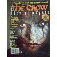 Espectacular Revista The Crow En Excelente Estado