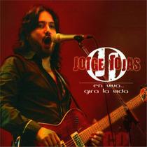 Jorge Rojas En Vivo Gira La Vida ( Cd + Dvd )