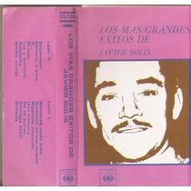 Los Mas Grandes Exitos De Javier Solis - Cassette