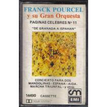 Frank Pourcel Paginas Celebres Nro 11 Cassette