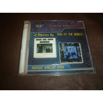 Mad At The World - Cd Flowers In The Rain ( Stryper )