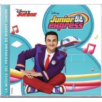 Junior Express- Disney Junior- Topa - Cd+dvd