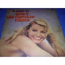 Aldo Y Los Pasteles Verdes-lo Mejor- Vinilo-1978 Perfecto!!