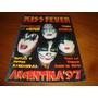 Revista Kiss Fever Nº 25 Completa Con Poster