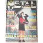 Revista Metal Nº 154. Desde El Infierno Volvió Ac / Dc. Kiss