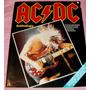 Ac/dc Anthology Libro En Ingles Partituras Año1985
