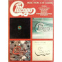 Chicago - Music From 4 Hit Albums - Partituras