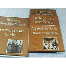 Colección Los Grandes Musicos 5 Tomos