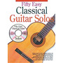 Libro De Tablaturas Para Guitarra Clasica +cd