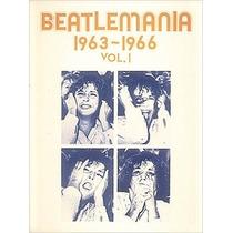 The Beatles - Beatlemania 1963 - 1966 Vol.1 - Libro (partitu