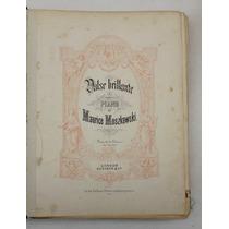 Partituras Antiguas: Moszkowski, Liszt, Albeniz, Wagner