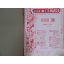 Libreriaweb Partituras Para Piano Breyer Hermanos Reper Esp