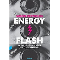 Energy/flash - Simon Reynolds - Ed. Contra