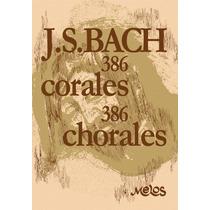 386 Corales J. S. Bach - Melos Ediciones Z