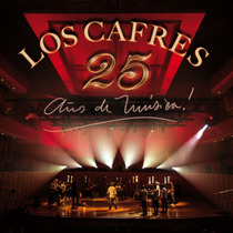 Los Cafres 25 Años De Musica (2 Cd + 1dvd)