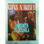 Revista Guns N Roses Temas Y Reportajes En La Plata