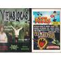 Rock Nacional:lote De 2 Revistas:con Fusas Nº3-viejas Locas