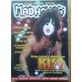 Revista Madhouse #75 Kiss Pantera Deep Purple - Inc Poster
