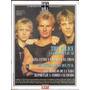 La Historia Viva Del Rock The Police Kiss Sex Pistols