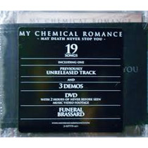 My Chemical Romance - May Death Never Stop You - 2 Cd