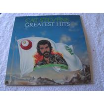 Cat Stevens Greatest Hits Vinilo Excelente Lp Usa Exc Poster