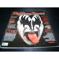 Rolling Stone 132 Kiss The Killers La Renga Lily Allen