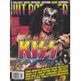 Revista Hit Parader Tapa Nota Y Poster El Retorno De Kiss !!