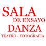 Sala De Ensayo, Danza,teatro, Fotografia! Abasto, Balvanera!