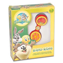Ring Ring Telefono Baby Looney Toons Juguete Bebes