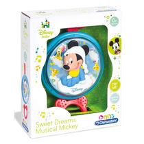 Cunero Musical Baby Mickey Con Licencia Original Disney Baby