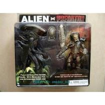 Aliens Vs Depredador Nuevo En Blister Sellado Original Neca