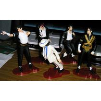 Coleccion De 5 Muñecos De Michael Jackson 2010 Chaoer