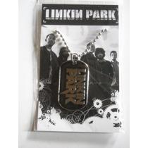 Linkin Park Dije Colgante Collar
