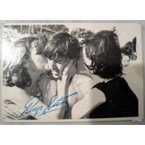 Beatles Ringo Paul Harrison Jhon Antiguas Figuritas De Los