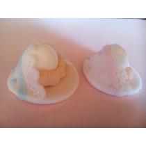 Souvenier Nacimiento, Baby Shower En Porcelana Fria