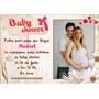 Invitaciones Para Baby Shower Originales Tarjetas X 20 U