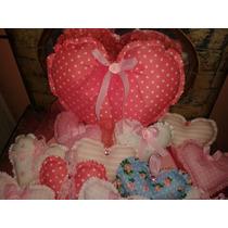 Souvenirs Corazon Baby Shower, Nacimiento, Bautismo, Cumple