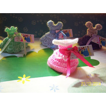 Souvenirs Vestidititos Princesas Disney: Aurora, Rapunzel