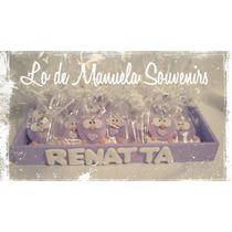 Promo Souvenirs Imanes Hadas Angelitos Princesas Animalitos