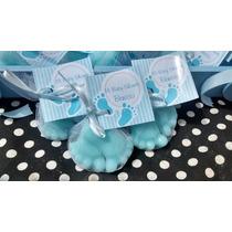 Souvenirs Jabones, Piecitos Zapatitos Nacimiento Baby Shower