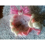 10 Souveniers Nacimiento, Baby Shower C/imán En Porcelana Fr
