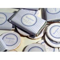 300 Chocolates Personalizados Grandes(8grs) !!