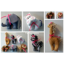 Souvenirs Animales De La Selva-nacimiento-bautismo-cumpleaño