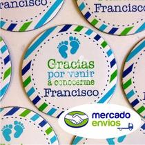 30 Circulos Iman 5cm Souvenir Nacimiento Babysh Mercadoenvio