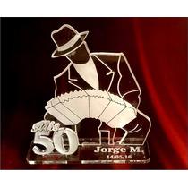 Souvenirs Hombre Cumple 18 50 40 50 Tango