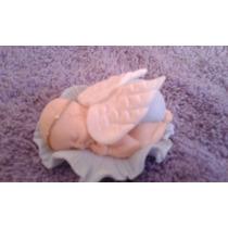Souvenirs Bebe En Porcelana Fria